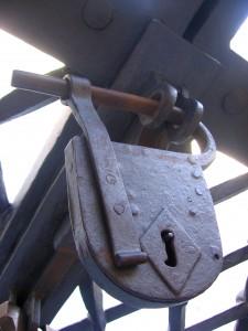 Early_padlock