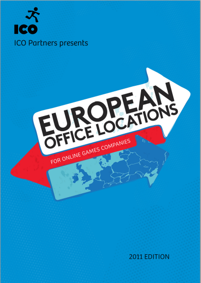 EU Office Locations for online games companies