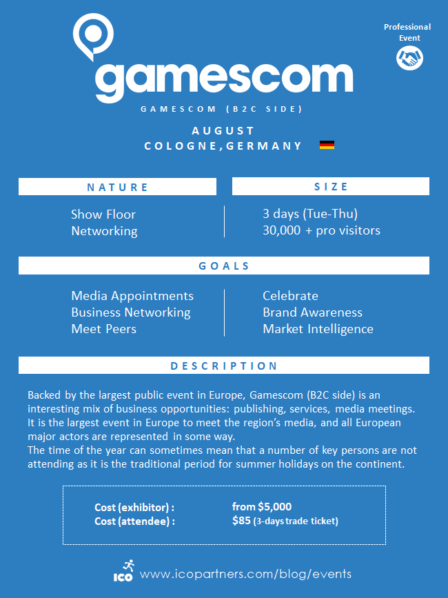 gamescom - B2B side (click)